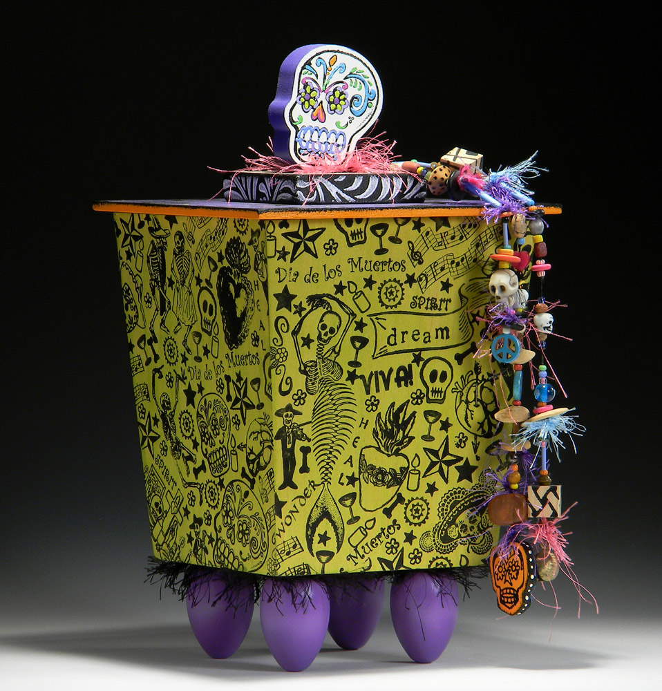 Day of the Dead Vessel
