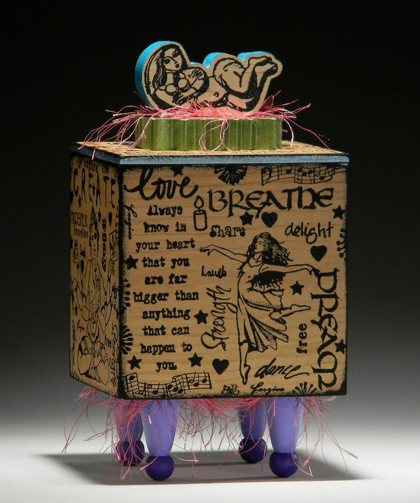 Yoga Spirit Box