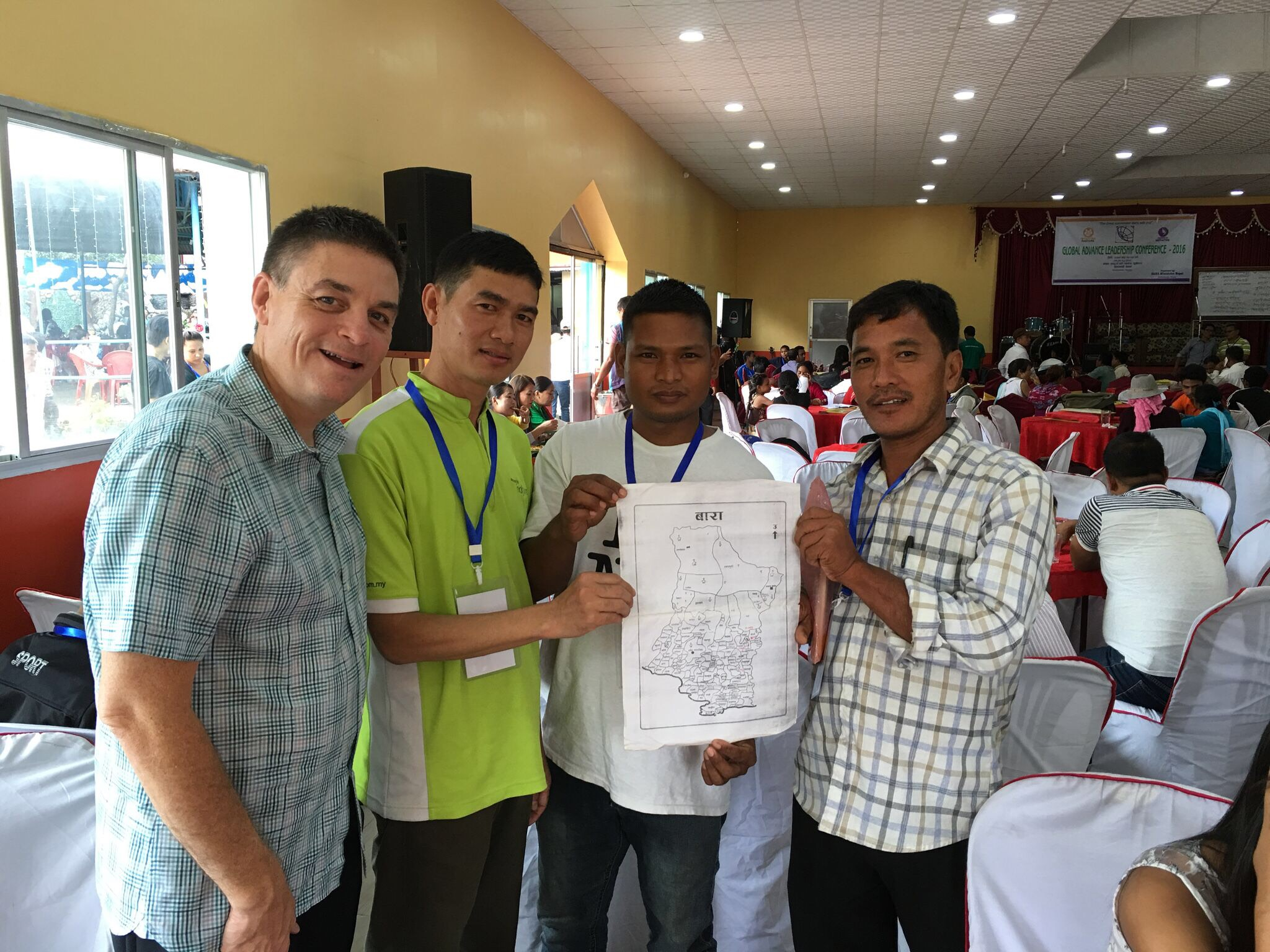 Last fall, hundreds of pastors in Nepal responded to the call to plant new churches.