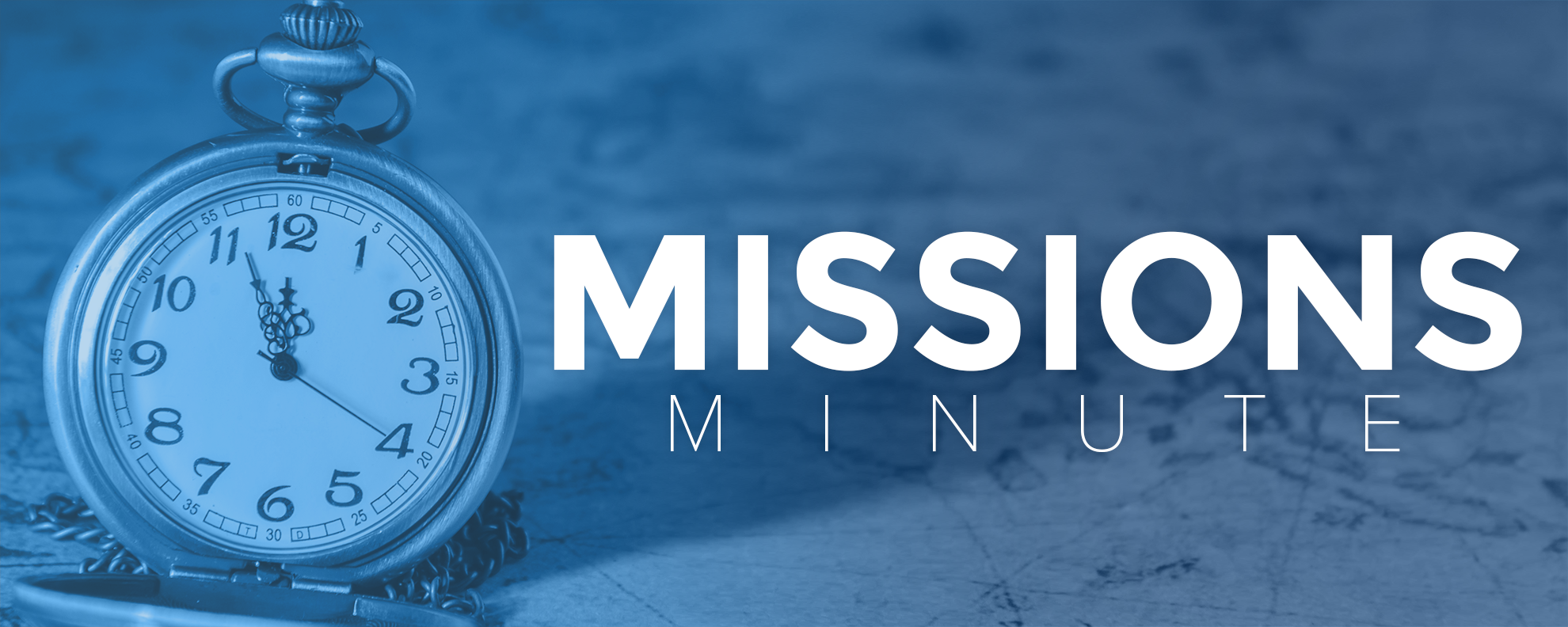 Global Advance Missions Minute