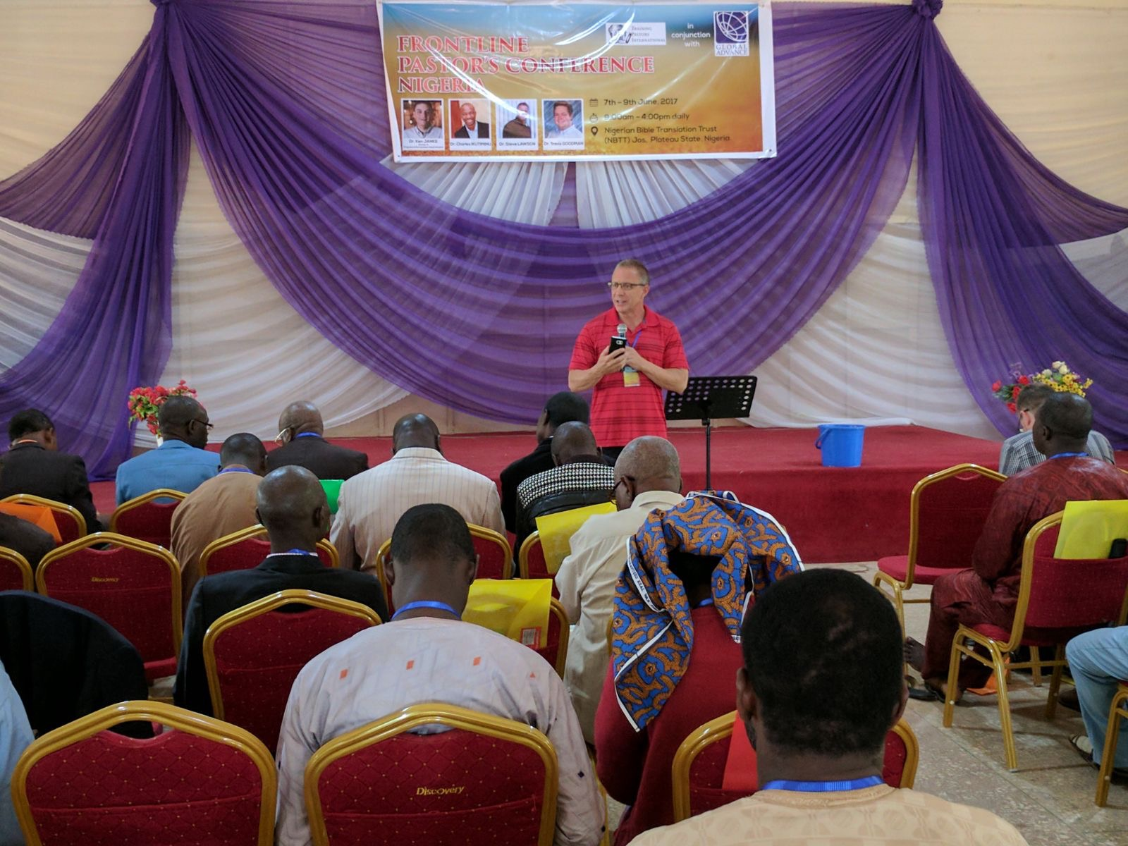 Training Frontline Pastors