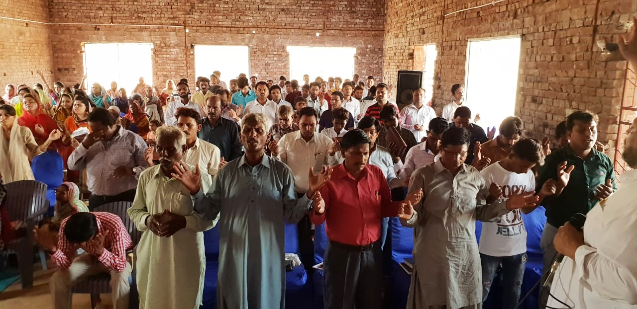 July 2018 Frontline Pastors Conference in Sahiwal, Pakistan