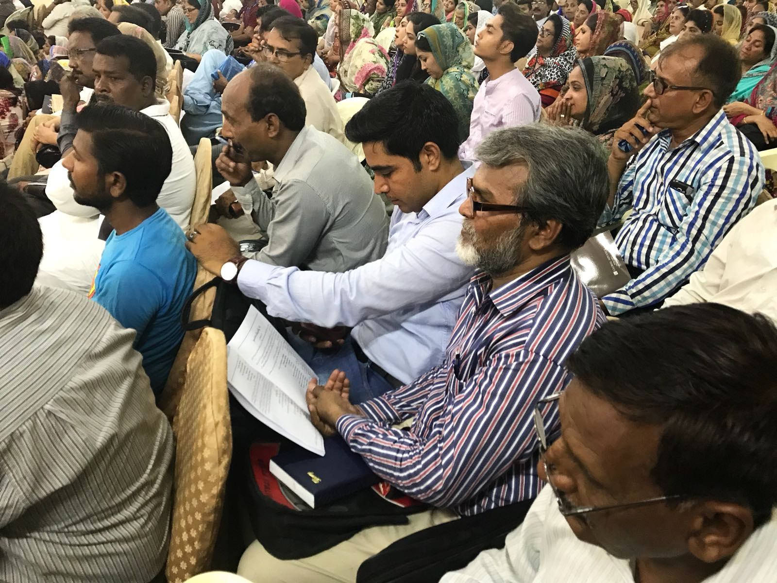 Over 600 leaders gathered for our Frontline Pastors Church Planting Conference in Karachi, Pakistan in May 2018