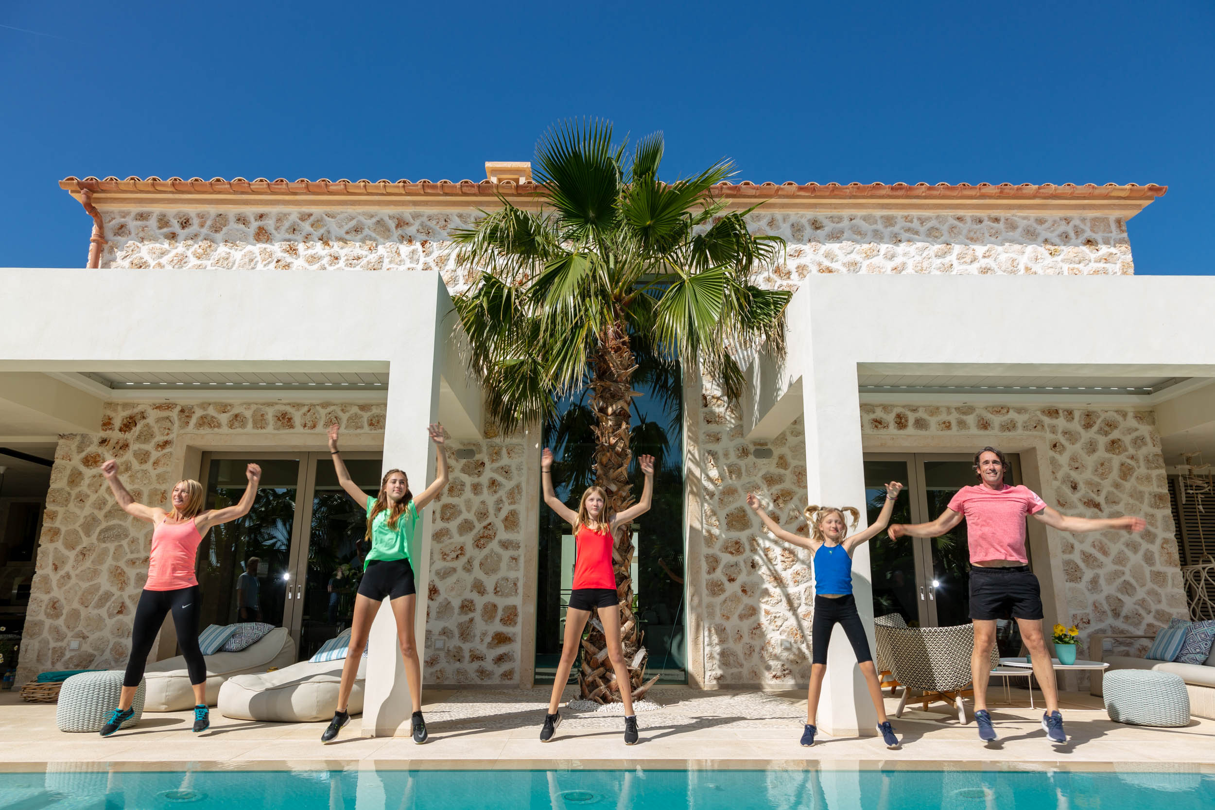 FIT FAMILY TREE - photography + video + web design