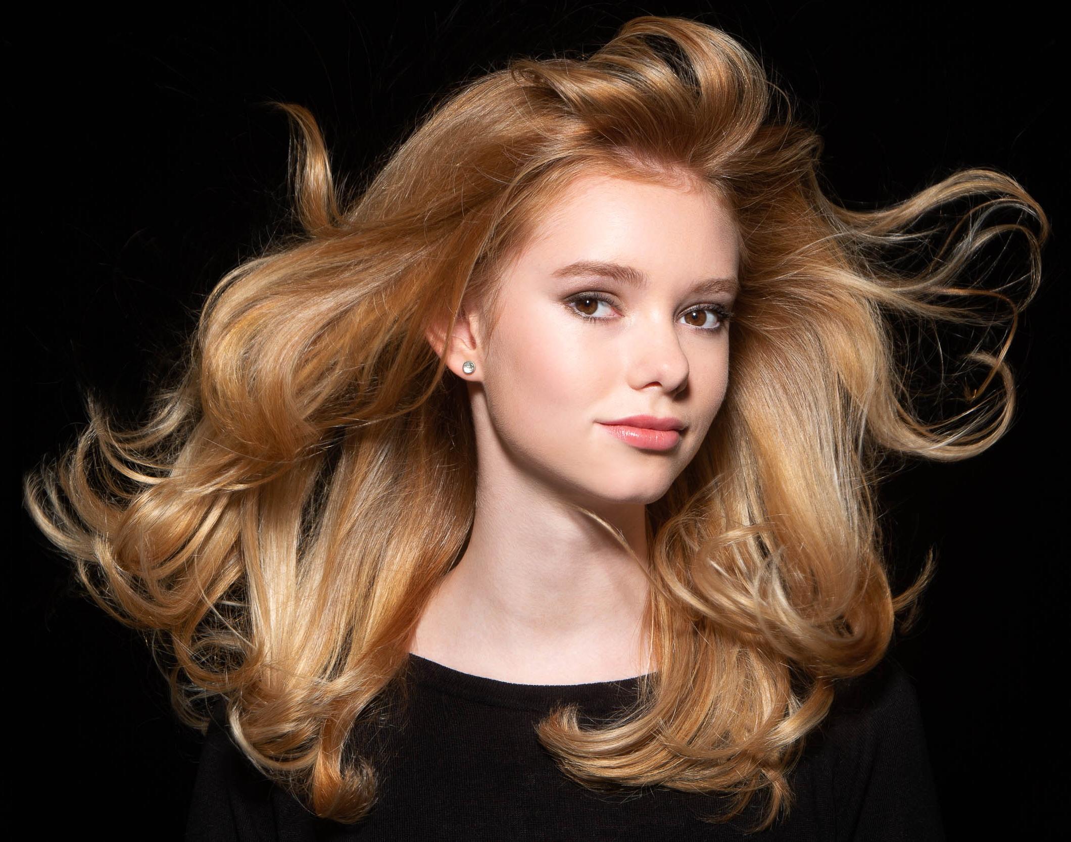 DeMA HAIR & BEAUTY - photography + web design