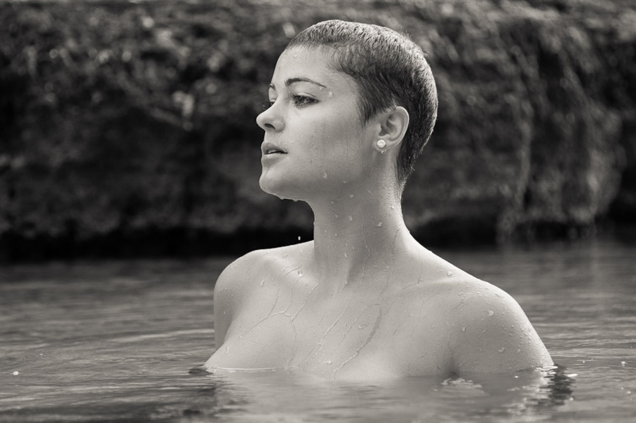 Stefania Ferrario - contains nudity
