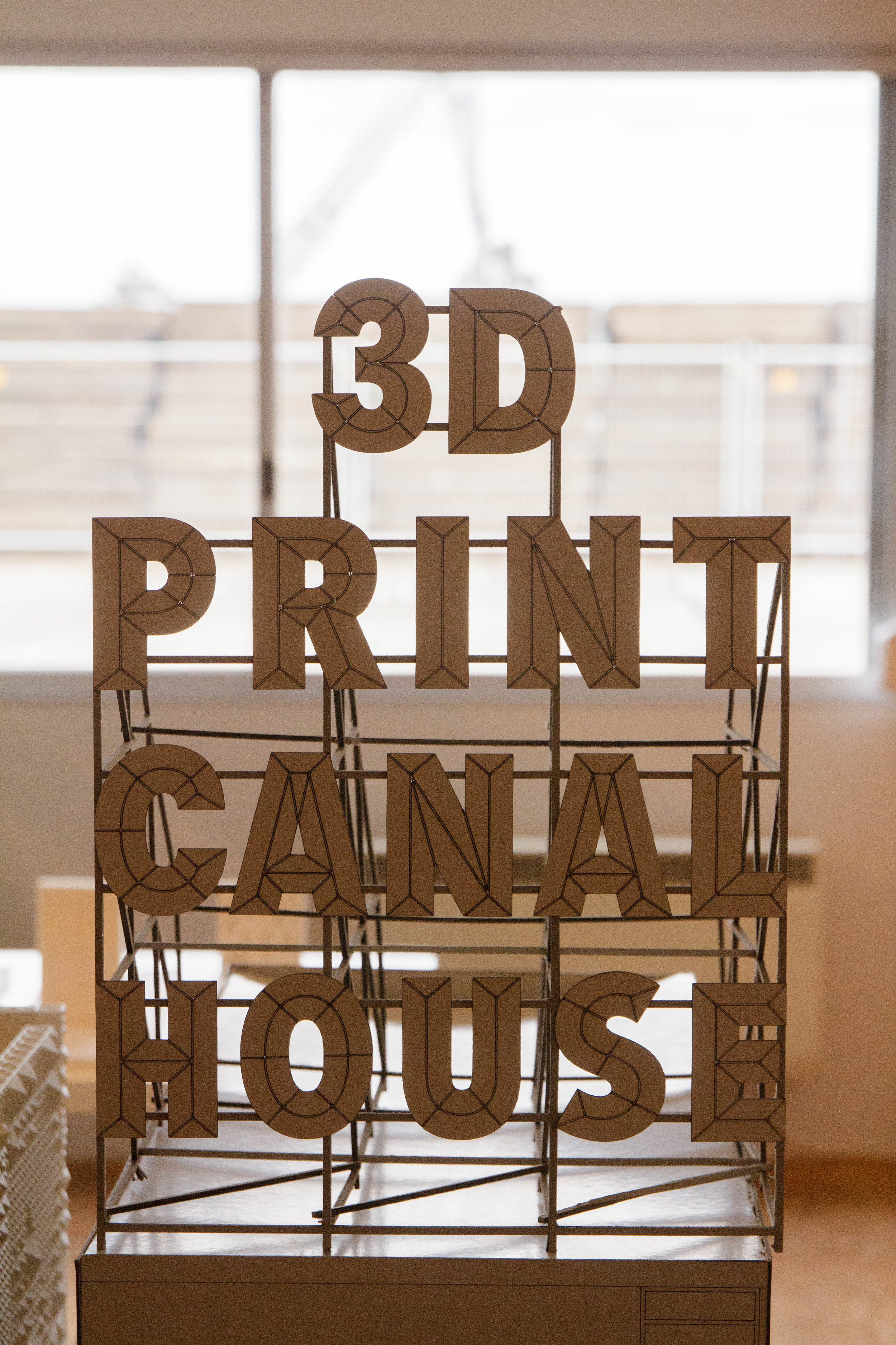 3D Print Canal House is a three year research project led by DUS Architects investigating new possibilities for 3D printing.