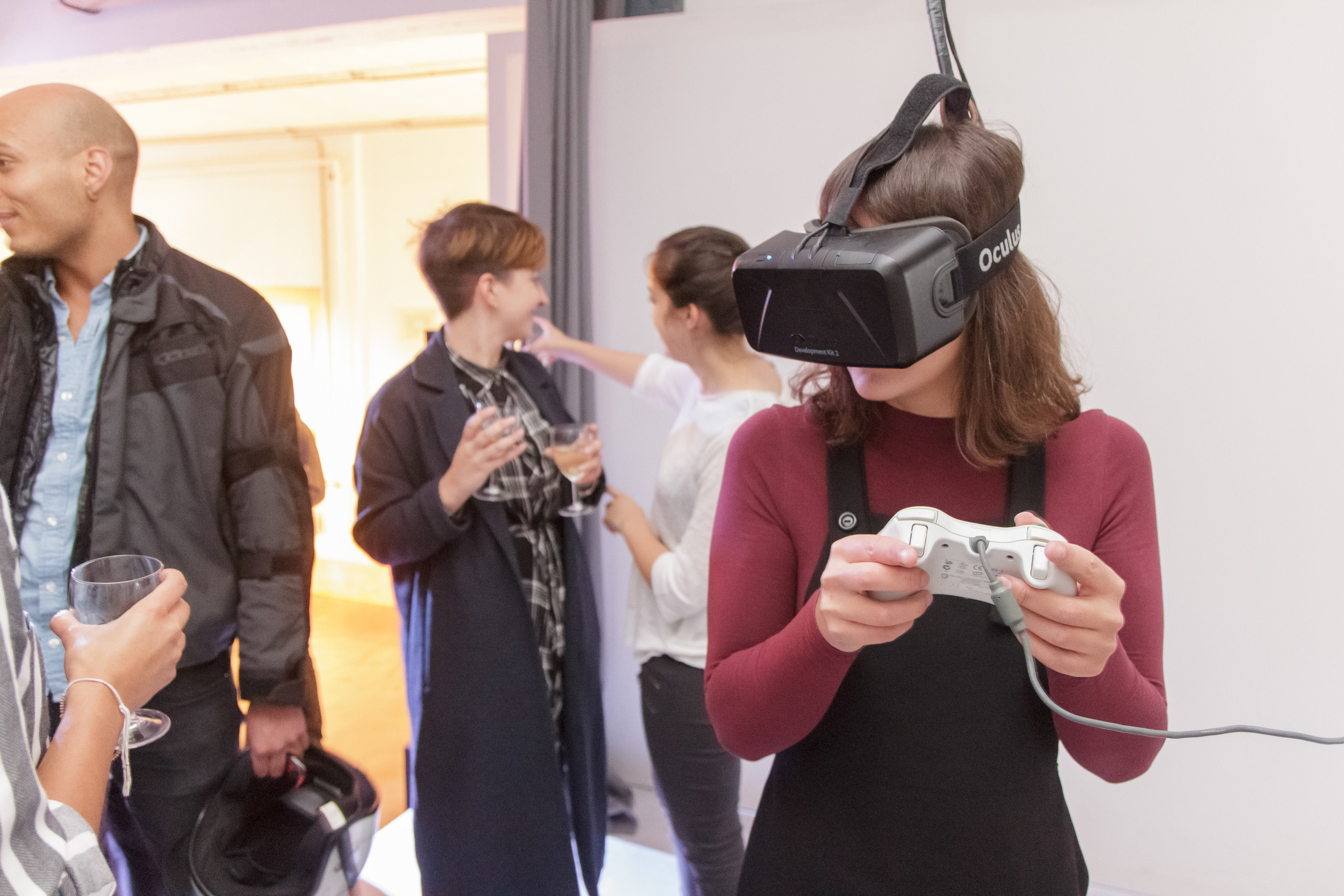 Virtual Reality Fly-throughs