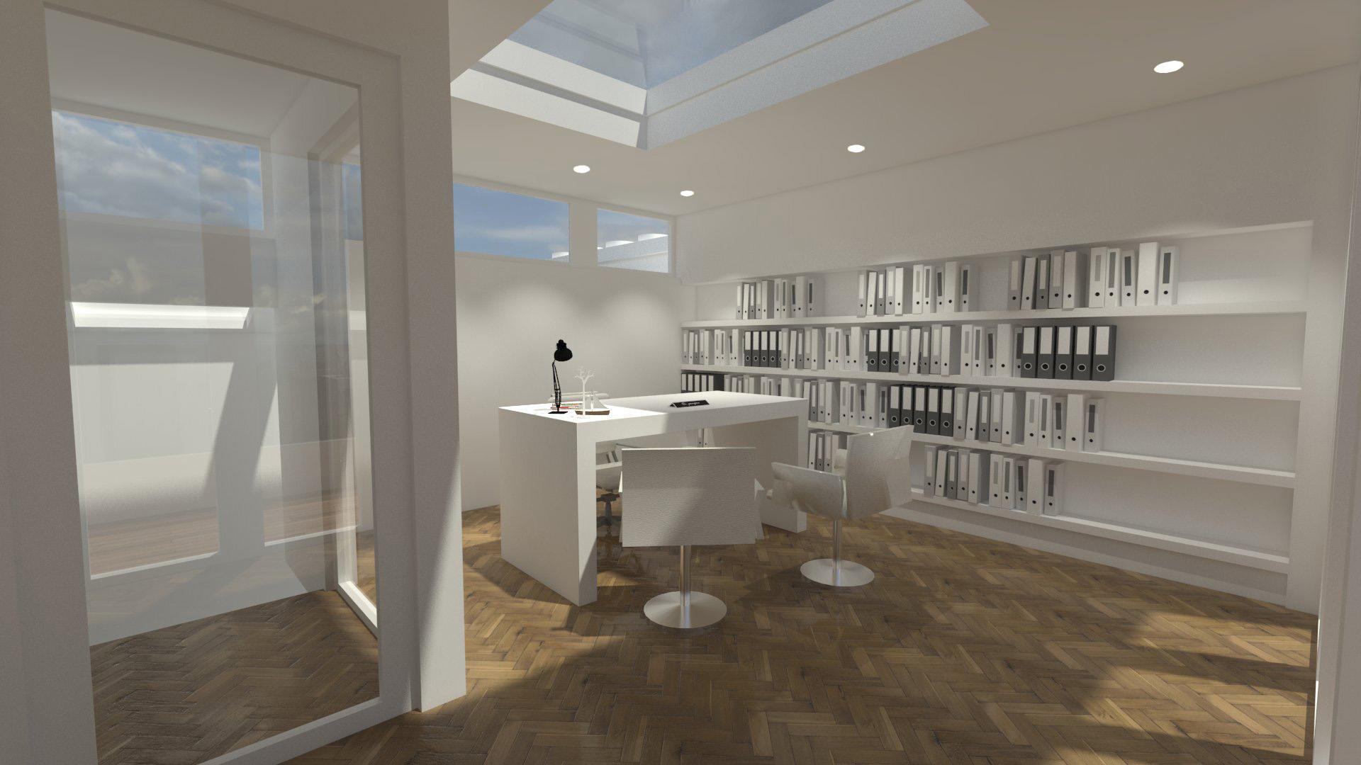 Fleet Street Office Roof Extension    Location:  Fleet Street    Floor Area:  40m2   Budget:  £200,000   Client:  Not disclosed   View More