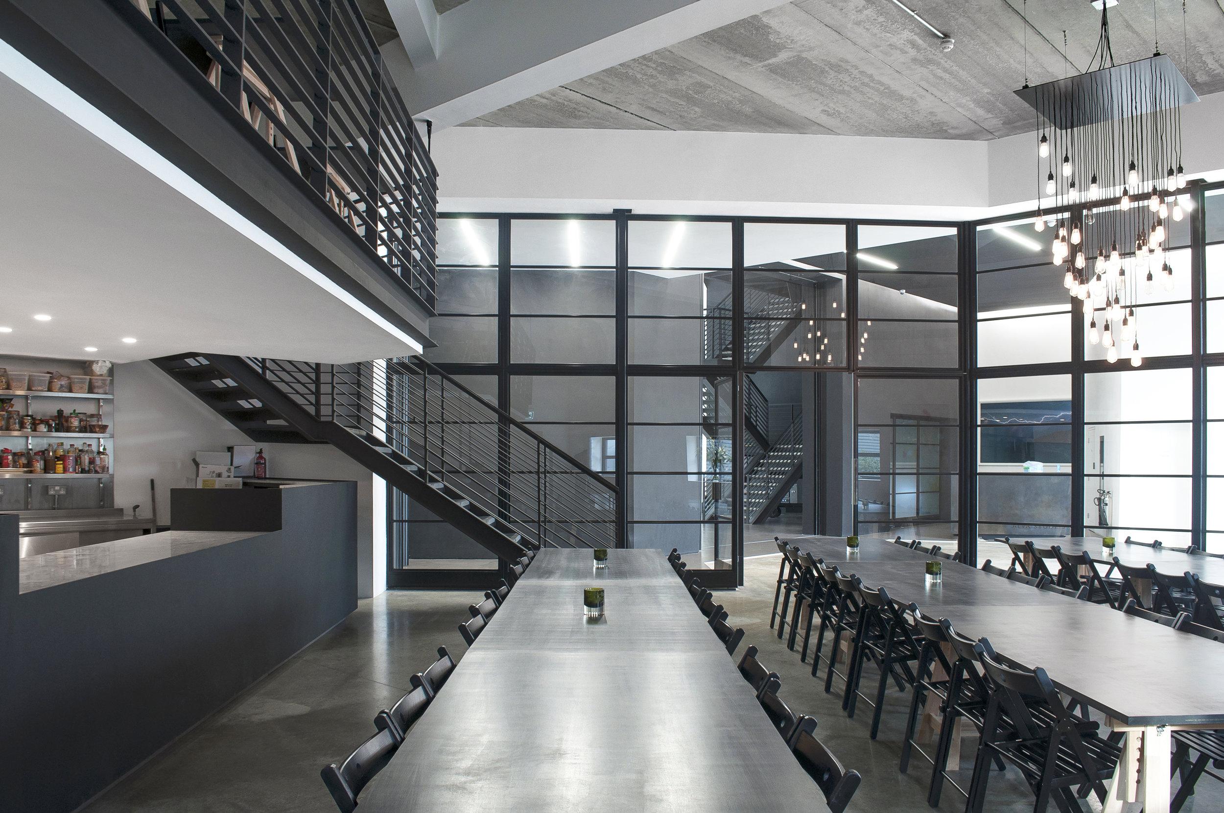 Alva Studios West    Location: Brent   Floor Area : 1450m2 sqm   Budget: £1.2m   Client: Pro-Lighting   View More