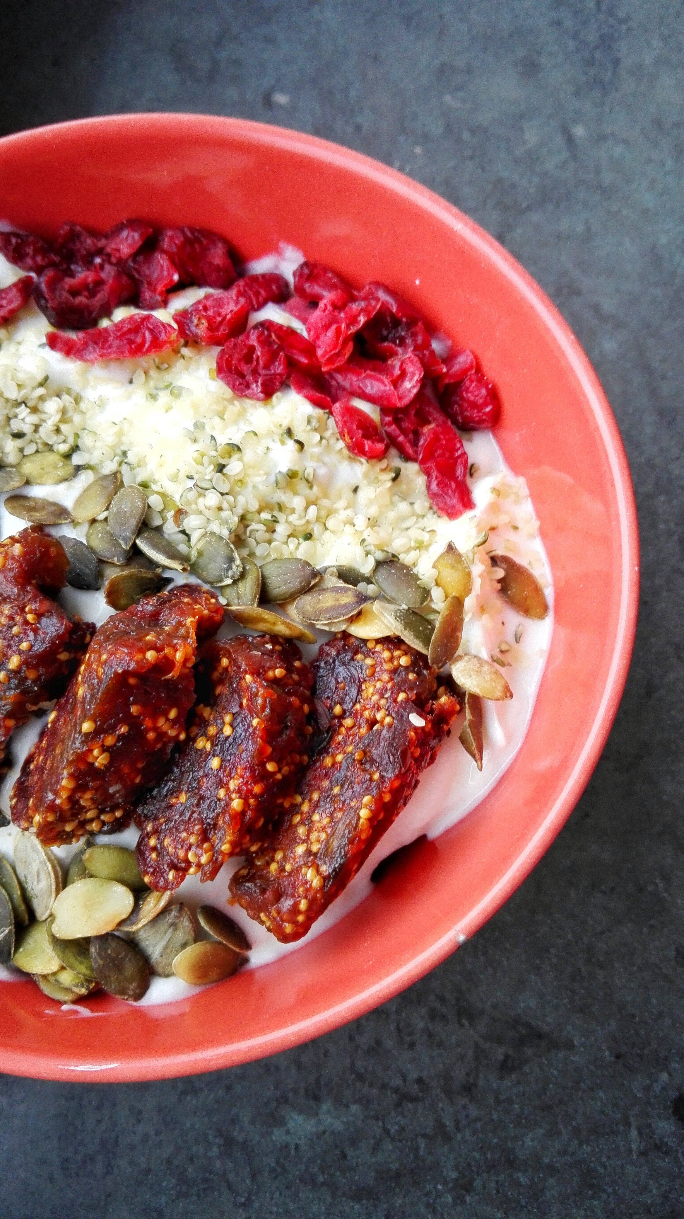 breakfast bowl figs