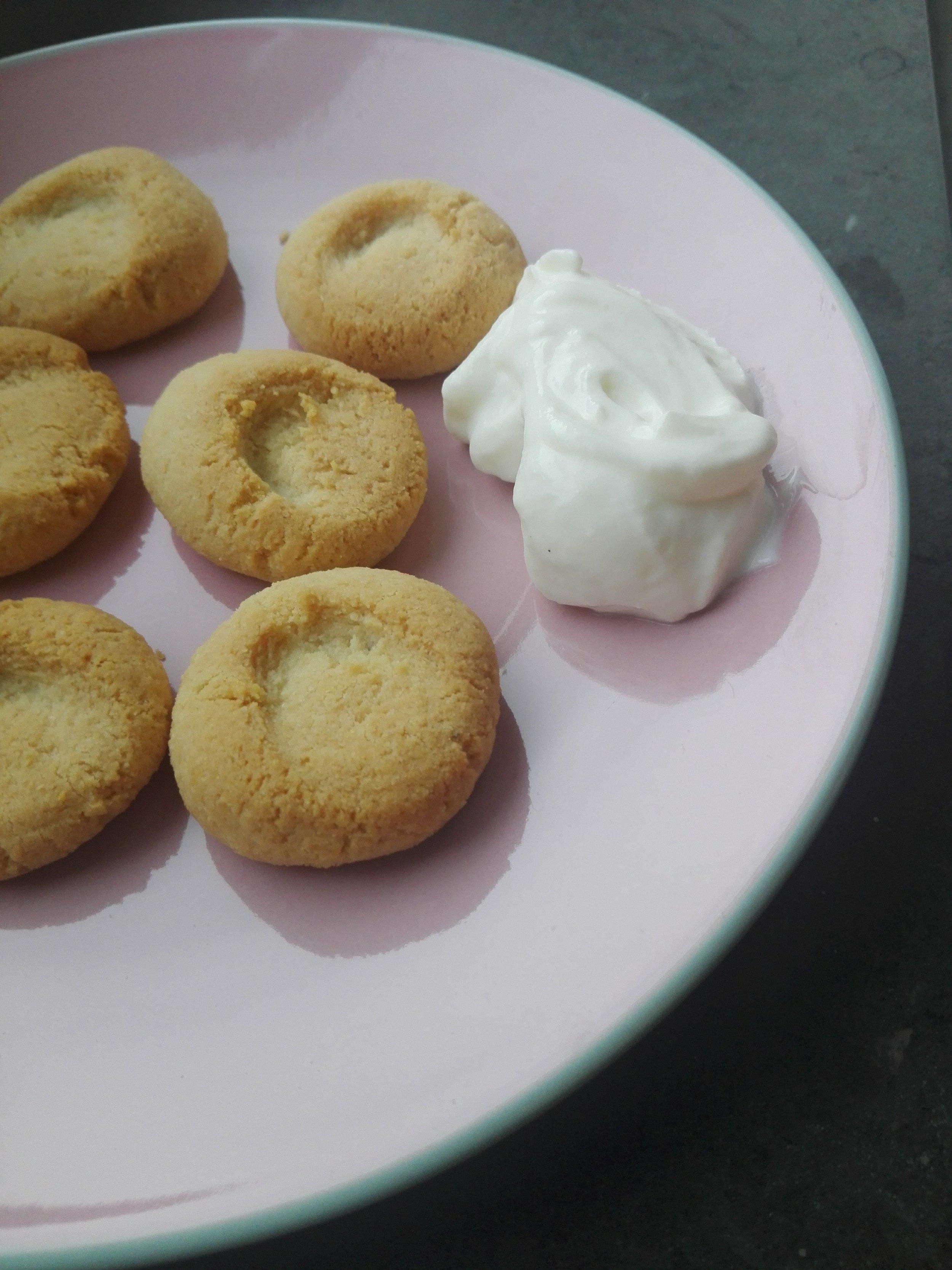 Savoury Almond Cookies