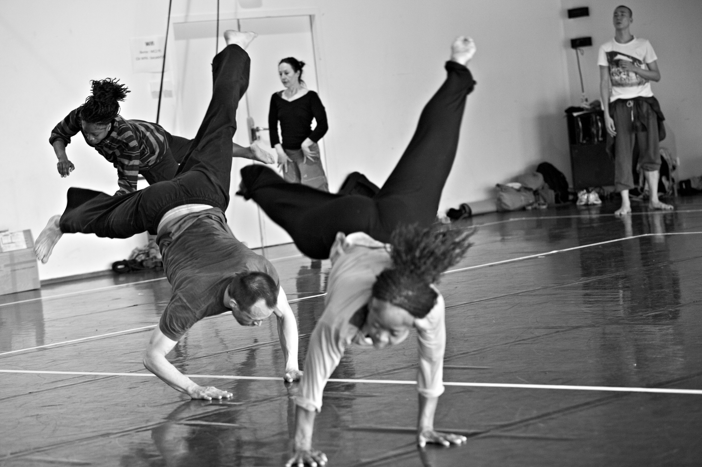 Teaching this week: Kristina & Sadé Alleyne — ProDanceLeeds