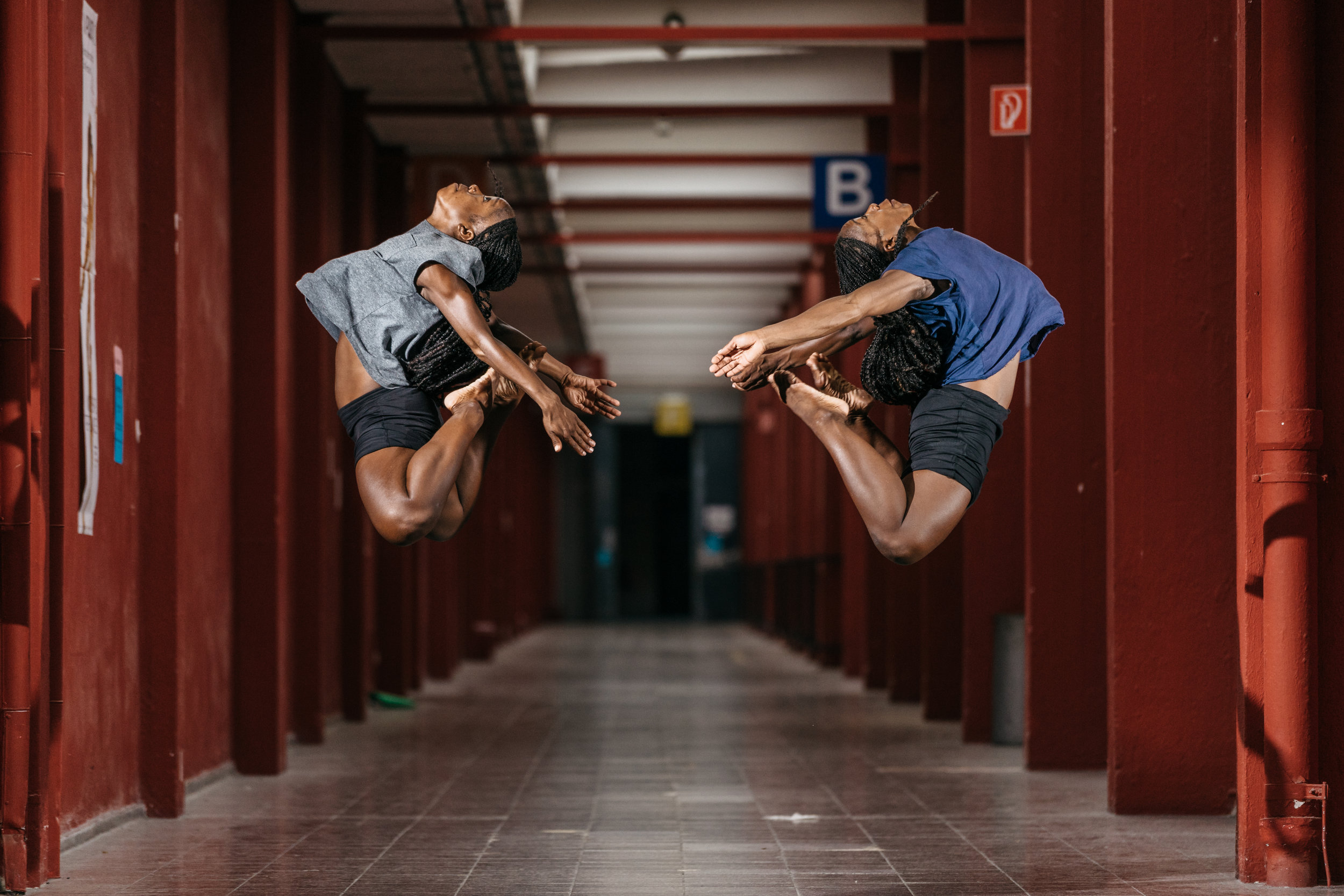 Alleyne Dance. Photo: Kooneìpics
