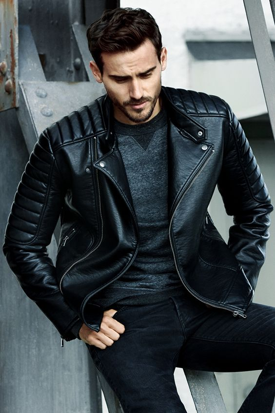 Leather & Cologne