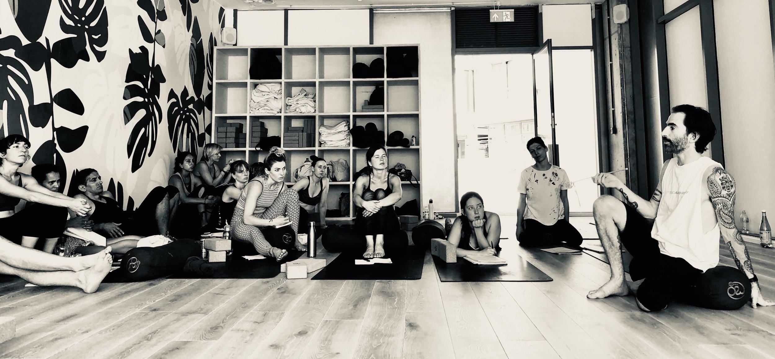 Teacher Training - https://www.marcusvedayoga.com/tt-prospectus/