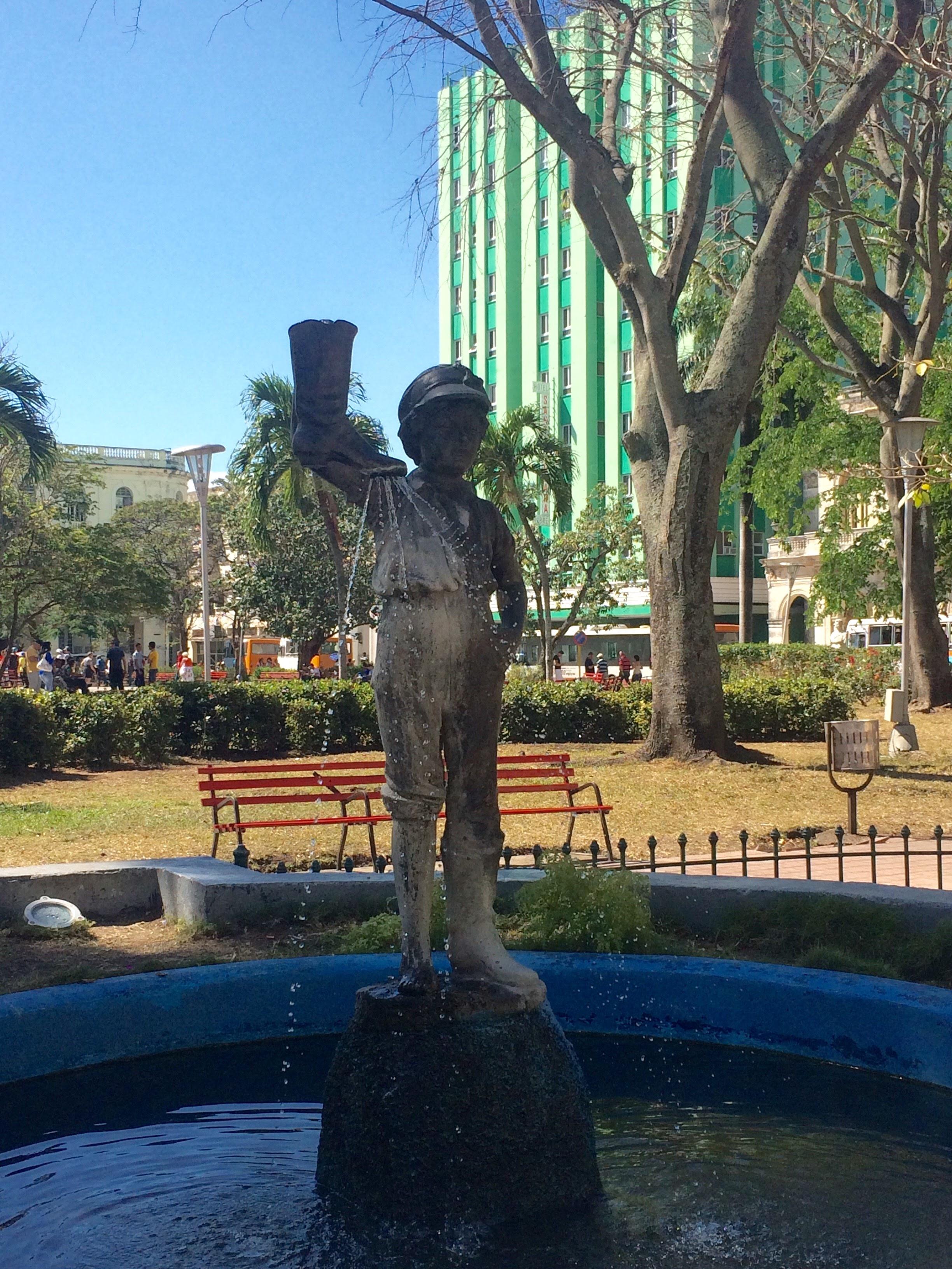 Parque Vidal, Santa Clara