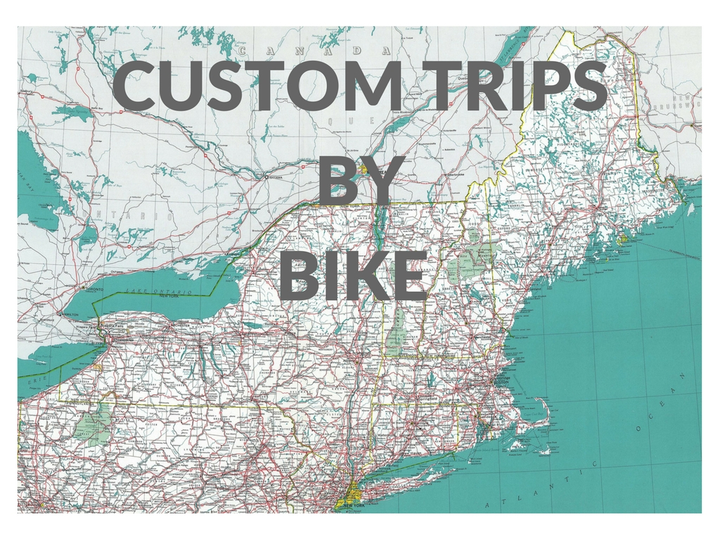 Latitude's  personalized custom trips  are ideal for any group or event. Be inspired by our  family-friendly trips . Plan a  party  for a friend or loved one. Group outings can be catered to a  team building  or  charity  event, or to  school groups . For the serious cyclist, consider one of our more  rigorous rides .