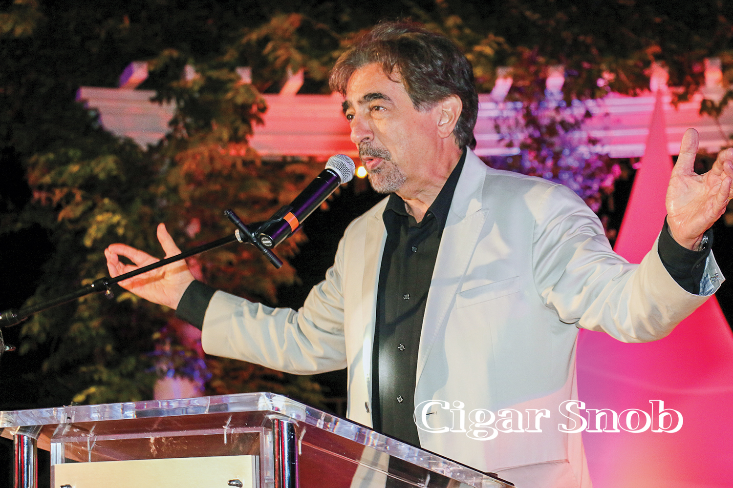2014 God of Fire Man of the Year - Joe Mantegna