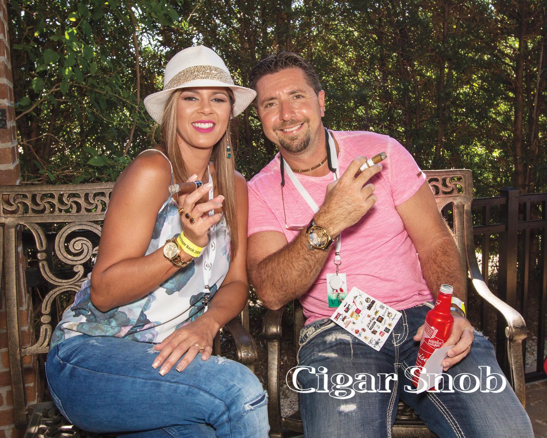 Mr. and Mrs. Ferraz