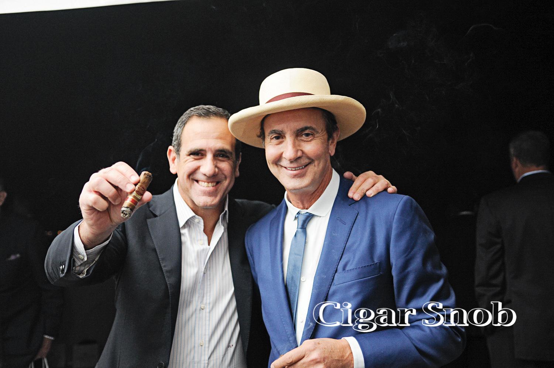 Jorge Padrón and Litto Gómez
