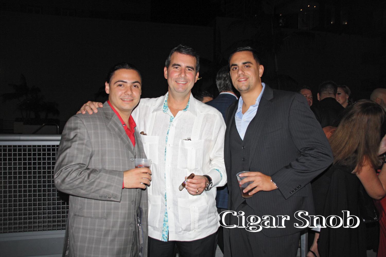 Rafael Nodal, Jr., Carlos Lllaca-Toraño, Rody Álvarez