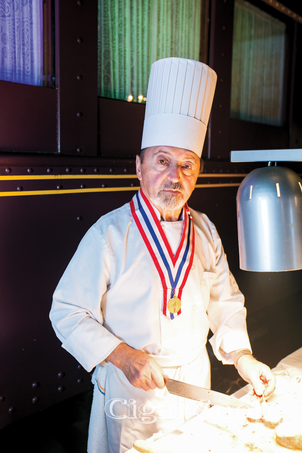 Executive Chef Gaetano DiSalvo