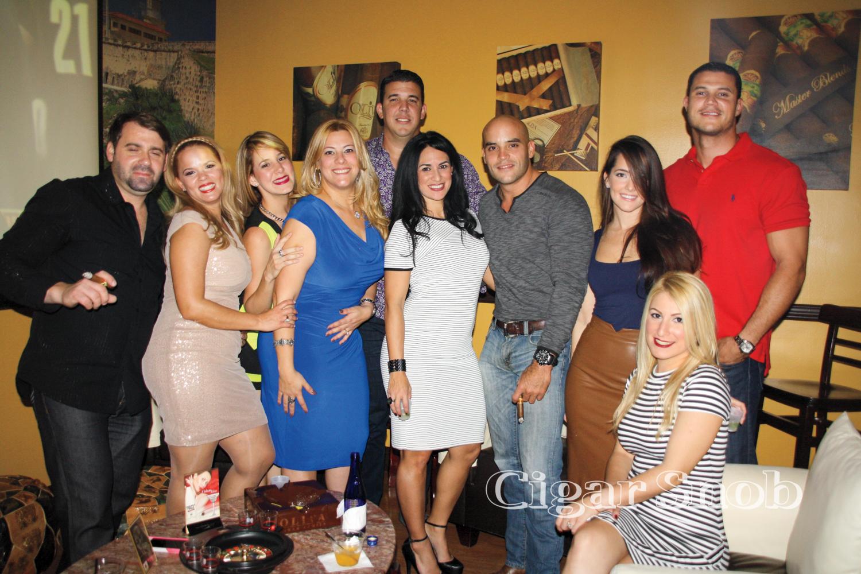 The Havana Group party crew