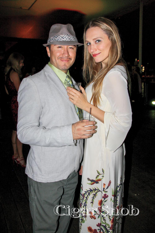David and Paulina Chech