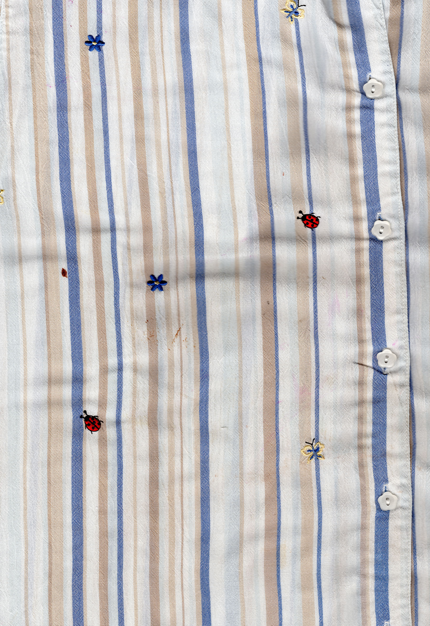 Stained Shirt No. 3
