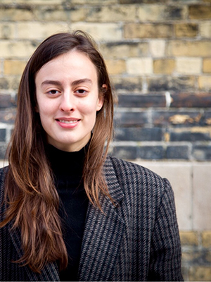 Sophia Reuss holds a Bachelor's of Arts from McGill University.