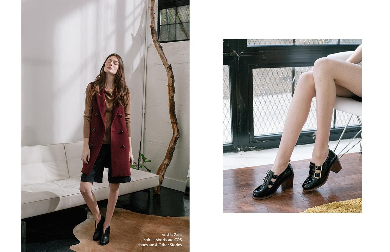 Alli Grimes alli grimes / flanelle — heather newberger | stylist