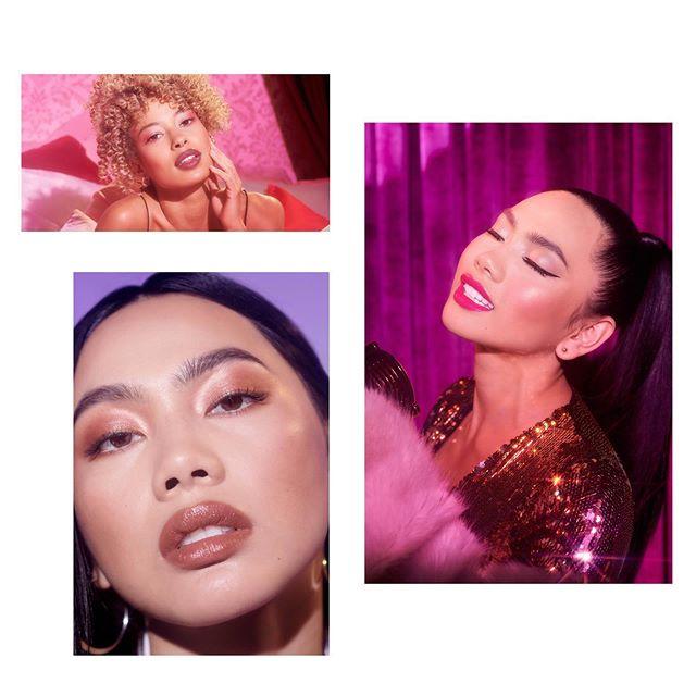 more ✨ from @bustle x @buxomcosmetics by @fionayeduardo #styled by 🙋🏼♀️ w #makeup @jewelser & #hair @yoichiny feat. @thejoannapauline & @erikacardenas_ w #artdirection @dweismantrophy & 💖 @irmssss + @lexnovak #produced by @dasfancy #shot @rootstudios 💪💪 @tenderclown