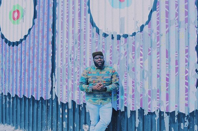 If there's graffiti, then I will pose by it and hope friends like @___charlye___  take a dope pic