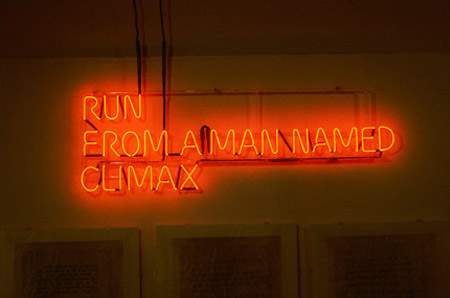 Run From a Man Named Climax