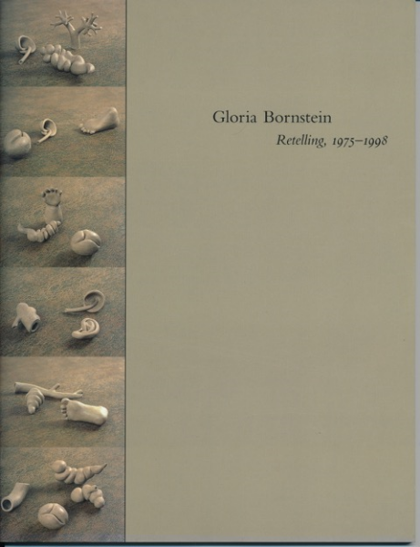 Gloria Bornstein, Retelling, 1975-1998 Bellevue Art Museum, Bellevue, WA 1998