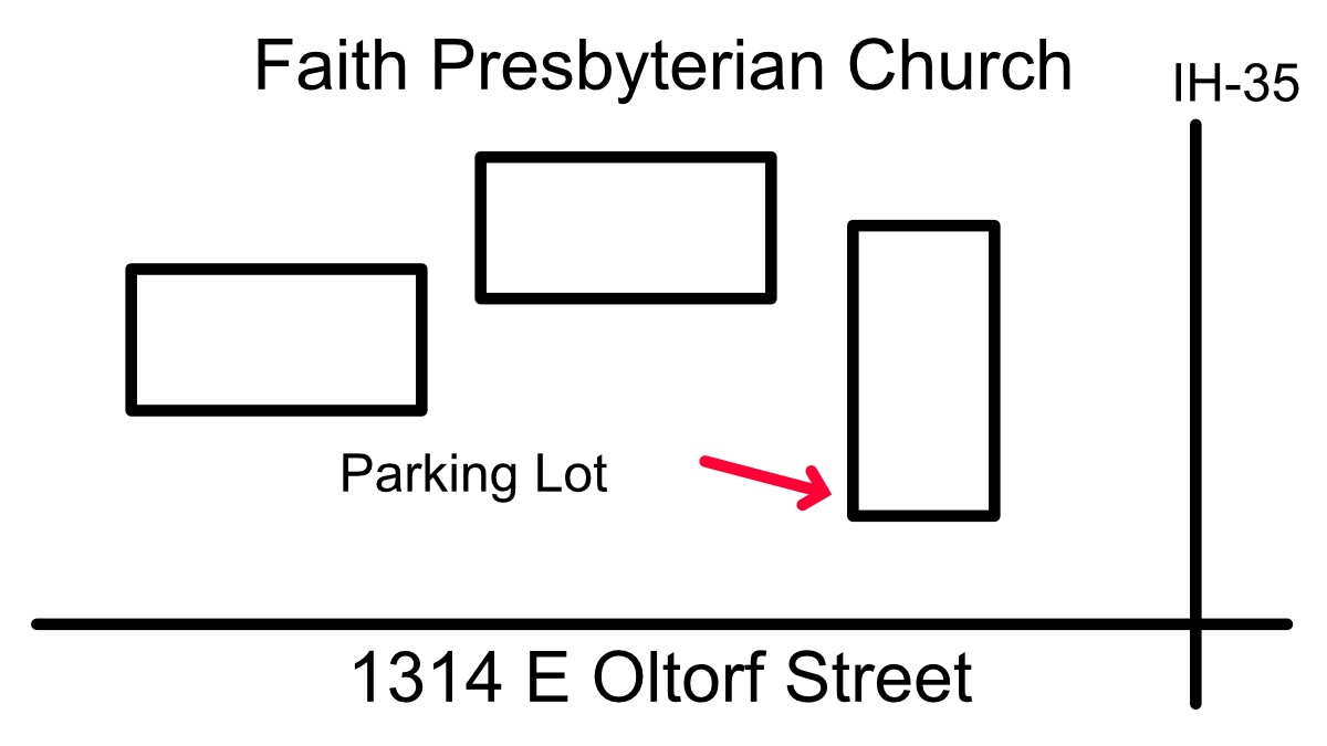 Faith Presbyterian Church Map.png