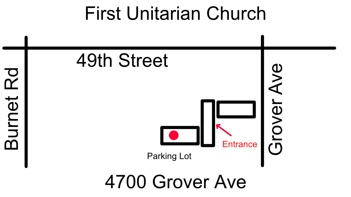 First Unitarian Church Map.png