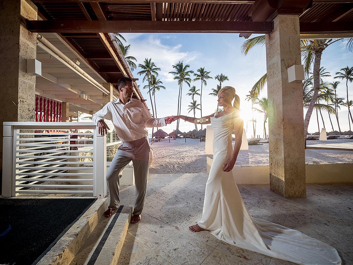 Punta Cana, D.R. Paradisus Palma Real Golf & Spa Resort