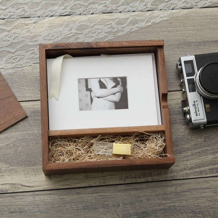 Heirloom Wooden Print Box and usb.jpg