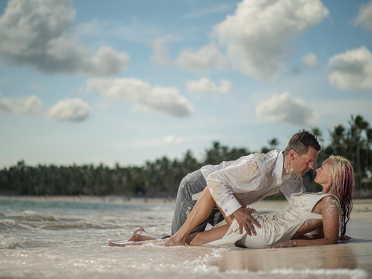 Punta Cana, D.R. Destination Wedding