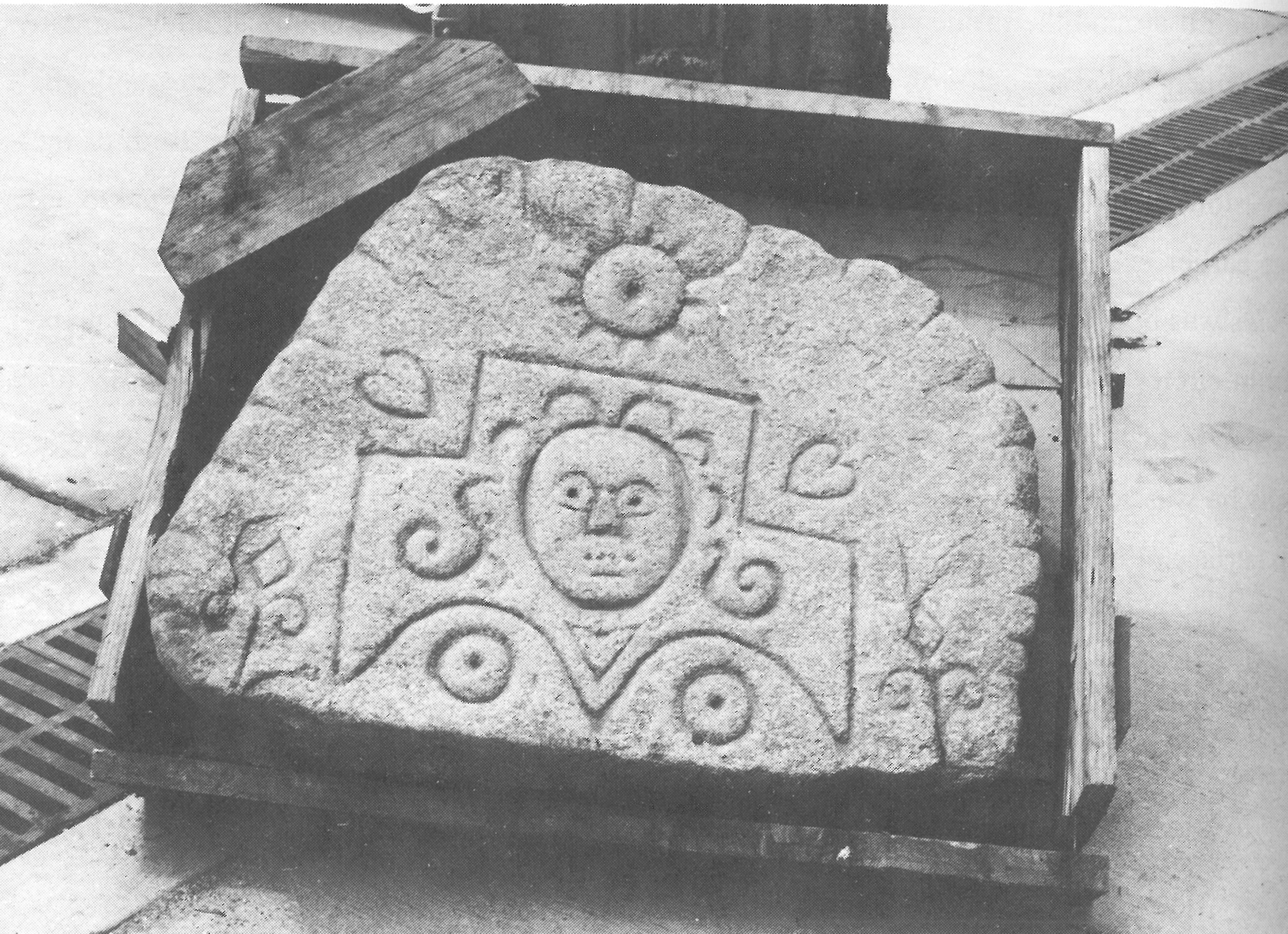 """The """"Mother's Stone,"""" from the collection of the National Museum of American History"""
