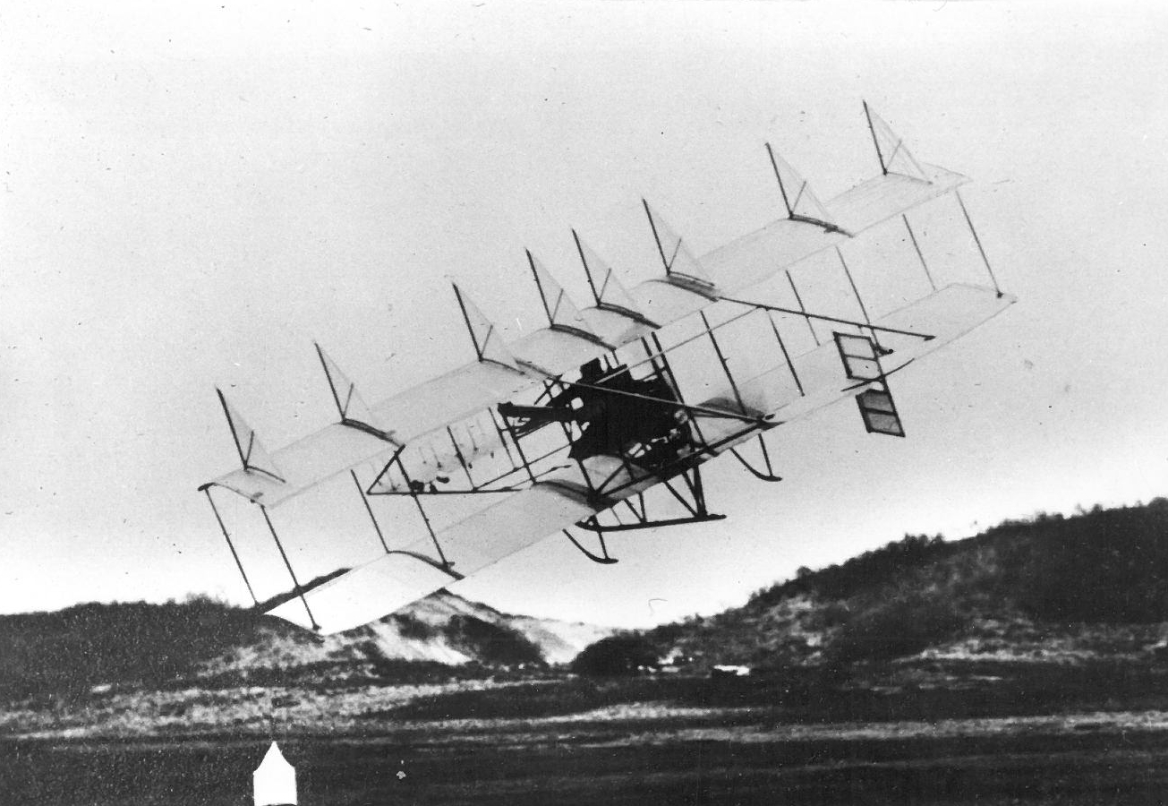 Essex County:New England's Cradle of Aviation -