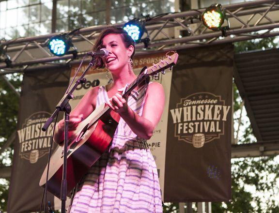 Whiskey Festival Musician