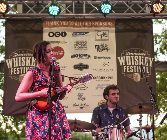 Whiskey Festival Music