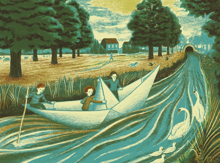 A Short Boat Trip