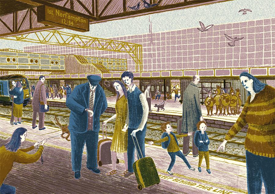 On Platform 3 ...