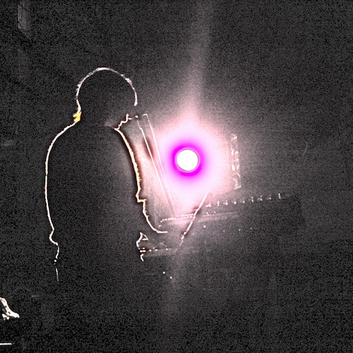Solo set for Synthesisters during SXSW (2011)