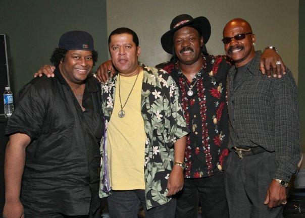J with Grammy Award Winning Legendary R&B/Soul Group THE DELFONICS!