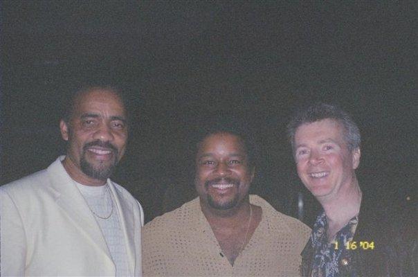 J with Jazz Pianist BOBBY LYLE & Jazz Guitarist PETER WHITE!